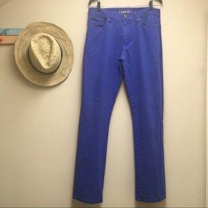 Men's IRON Co. NEW YORK Twill Cotton 32/34 Jeans